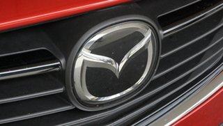 2013 Mazda 6 GJ1031 Atenza SKYACTIV-Drive Red 6 Speed Sports Automatic Sedan