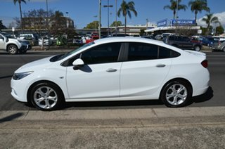 2018 Holden Astra BL MY18 LT White 6 Speed Automatic Sedan