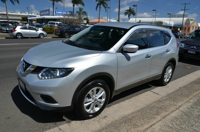 Used Nissan X-Trail T32 ST (FWD) Toowoomba, 2016 Nissan X-Trail T32 ST (FWD) Silver Continuous Variable Wagon