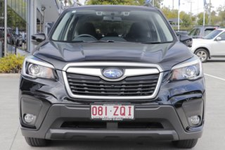 2020 Subaru Forester S5 MY20 2.5i-L CVT AWD Crystal Black 7 Speed Constant Variable Wagon