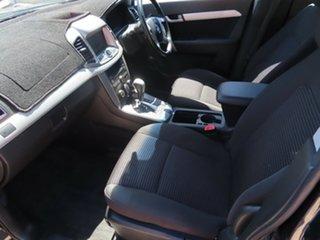 2013 Holden Captiva SX Black Automatic Wagon