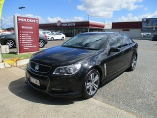 2013 Holden Commodore VF MY14 SV6 /cloth 6 Speed Sports Automatic Sedan.