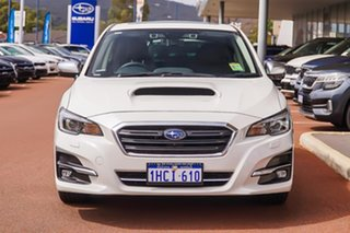 2020 Subaru Levorg V1 2.0 GT-S White Constant Variable Wagon.