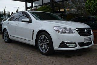 2017 Holden Calais VF II MY17 White 6 Speed Sports Automatic Sedan.