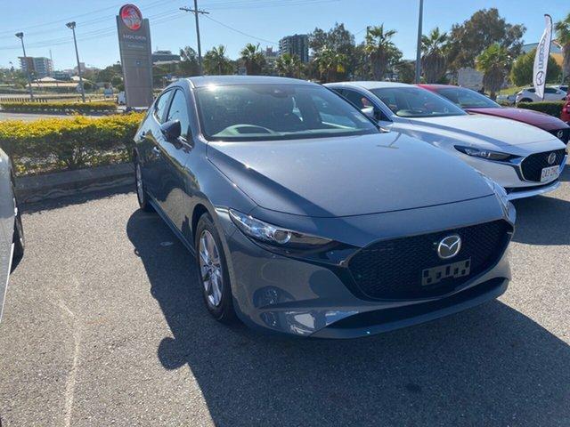 Demo Mazda 3 Gladstone, 2020 Mazda 3 Polymetal Grey