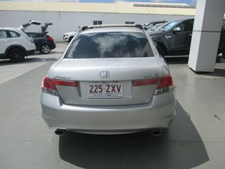 2008 Honda Accord 50 V6 Luxury Silver 5 Speed Automatic Sedan.