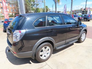 2013 Holden Captiva SX Black Automatic Wagon