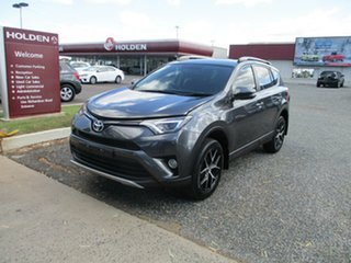 2016 Toyota RAV4 ASA44R GXL AWD Grey 6 Speed Sports Automatic Wagon