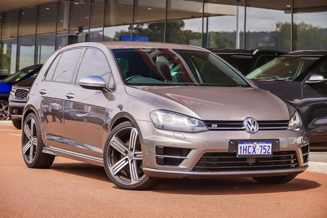 Used Volkswagen Golf VII MY16 R DSG 4MOTION, 2015 Volkswagen Golf VII MY16 R DSG 4MOTION Grey 6 Speed Sports Automatic Dual Clutch Hatchback