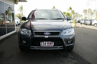 2010 Ford Territory SY MkII TS AWD Grey 6 Speed Sports Automatic Wagon