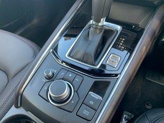 2020 Mazda CX-5 KF4WLA Akera SKYACTIV-Drive i-ACTIV AWD Eternal Blue 6 Speed Sports Automatic Wagon