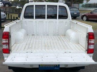 2008 Ford Ranger PJ XL Hi-Rider White 5 Speed Manual Pick Up