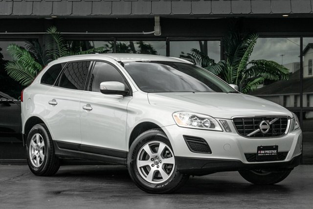Used Volvo XC60 DZ MY10 D5 Geartronic AWD LE, 2010 Volvo XC60 DZ MY10 D5 Geartronic AWD LE White 6 Speed Sports Automatic Wagon