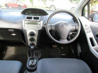 2011 Toyota Yaris NCP90R MY11 YR Grey 4 Speed Automatic Hatchback