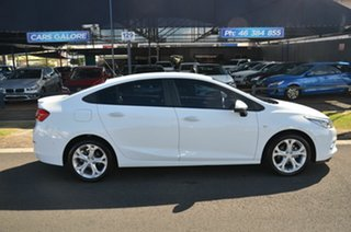 2018 Holden Astra BL MY18 LT White 6 Speed Automatic Sedan.