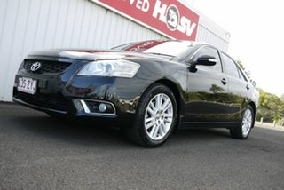 2011 Toyota Aurion GSV40R MY10 Touring Black 6 Speed Sports Automatic Sedan.