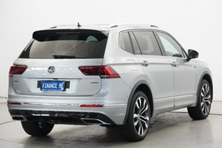 2020 Volkswagen Tiguan 5N MY20 162TSI Highline DSG 4MOTION Allspace Silver Metallic 7 Speed