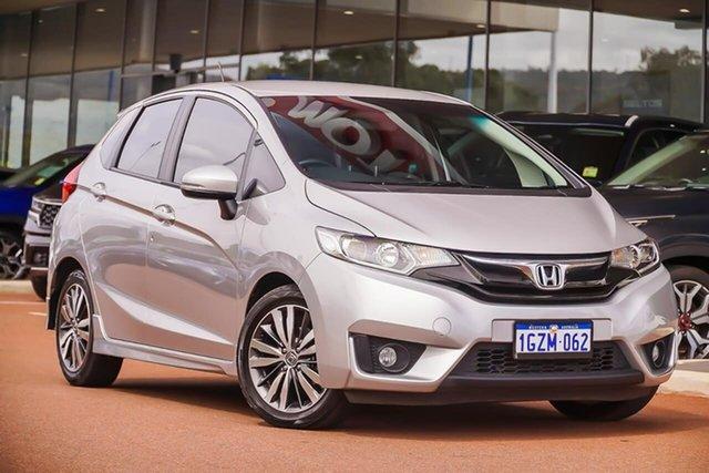 Used Honda Jazz GF MY16 VTi-S, 2016 Honda Jazz GF MY16 VTi-S Silver 1 Speed Constant Variable Hatchback
