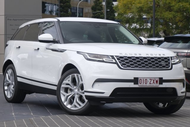 Used Land Rover Range Rover Velar L560 MY18 D240 AWD HSE, 2017 Land Rover Range Rover Velar L560 MY18 D240 AWD HSE Fuji White 8 Speed Sports Automatic Wagon