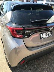 2020 Toyota Yaris Mxpa10R ZR Bronx Bronze - Black Roof 10 Speed Constant Variable Hatchback