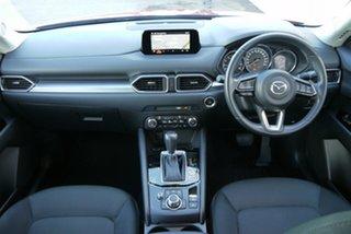 2018 Mazda CX-5 KF4WLA Maxx SKYACTIV-Drive i-ACTIV AWD Sport Red 6 Speed Sports Automatic Wagon.