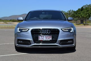 2015 Audi A5 8T MY16 Sportback Multitronic Grey 8 Speed Constant Variable Hatchback