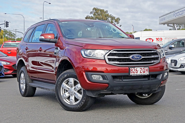 Used Ford Everest UA II 2019.75MY Ambiente Ebbw Vale, 2019 Ford Everest UA II 2019.75MY Ambiente Sunset 6 Speed Sports Automatic SUV