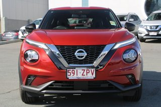 2020 Nissan Juke F16 Ti DCT 2WD Nbv 7 Speed Sports Automatic Dual Clutch Hatchback