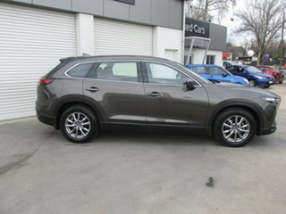 2018 Mazda CX-9 TC Touring SKYACTIV-Drive i-ACTIV AWD Brown 6 Speed Sports Automatic Wagon.