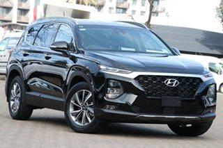2020 Hyundai Santa Fe TM.2 MY20 Active X Phantom Black Pearl 8 Speed Sports Automatic Wagon.