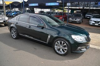 2013 Holden Calais VF V Green 6 Speed Automatic Sedan