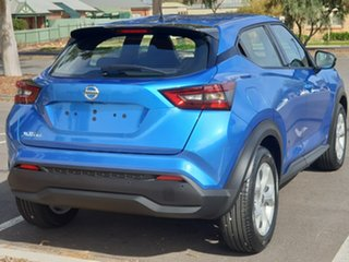 2020 Nissan Juke F16 ST DCT 2WD Vivid Blue 7 Speed Sports Automatic Dual Clutch Hatchback