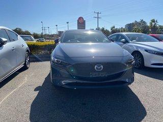 2020 Mazda 3 Polymetal Grey.