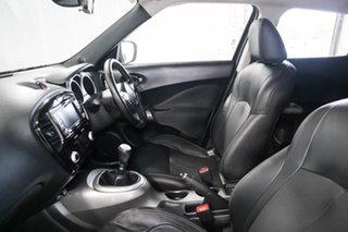 2016 Nissan Juke F15 Series 2 Ti-S 2WD Grey 6 Speed Manual Hatchback