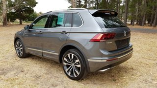 2020 Volkswagen Tiguan 5N MY20 162TSI DSG 4MOTION Highline Indium Grey 7 Speed