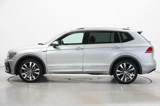 2020 Volkswagen Tiguan 5N MY20 162TSI Highline DSG 4MOTION Allspace Silver Metallic 7 Speed.