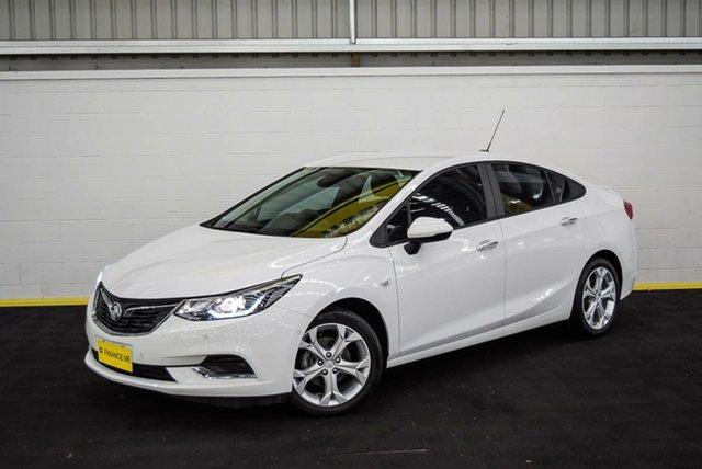 Used Holden Astra BL MY18 LT, 2018 Holden Astra BL MY18 LT White 6 Speed Sports Automatic Sedan