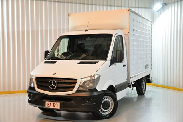 Used Mercedes-Benz Sprinter 906 MY14 316CDI MWB, 2015 Mercedes-Benz Sprinter 906 MY14 316CDI MWB White 6 Speed Manual Van