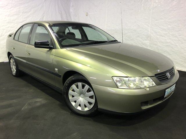 Used Holden Commodore VY Executive, 2002 Holden Commodore VY Executive Martini Grey 4 Speed Automatic Sedan