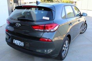 2020 Hyundai i30 PD2 MY20 Active Iron Grey 6 Speed Sports Automatic Hatchback.