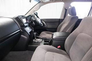 2015 Toyota Landcruiser VDJ200R MY13 GXL White 6 Speed Sports Automatic Wagon