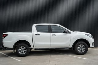2020 Mazda BT-50 UR0YG1 XT Cool White 6 Speed Sports Automatic Utility.