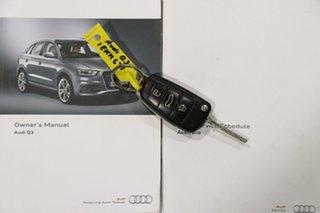 2014 Audi Q3 8U MY14 2.0 TFSI Quattro (125kW) White 7 Speed Auto Dual Clutch Wagon