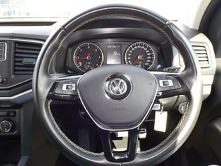 2017 Volkswagen Amarok 2H MY18 TDI550 4MOTION Perm Ultimate 8 Speed Automatic Utility.
