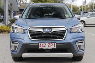 2019 Subaru Forester S5 MY20 2.5i-S CVT AWD Horizon Blue 7 Speed Constant Variable Wagon