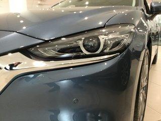 2019 Mazda 6 GL1033 GT SKYACTIV-Drive Blue Reflex 6 Speed Sports Automatic Wagon