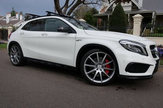 2015 Mercedes-Benz GLE450 AMG 4Matic 292 White 9 Speed Automatic Coupe.