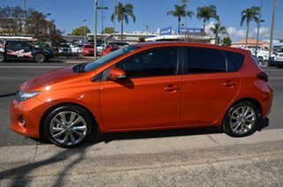 2014 Toyota Corolla ZRE182R Levin SX Orange 6 Speed Manual Hatchback.