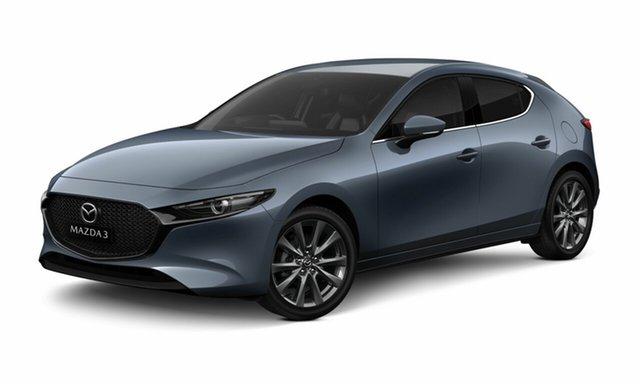 Demo Mazda 3 BP2H7A G20 SKYACTIV-Drive Touring, 2019 Mazda 3 BP2H7A G20 SKYACTIV-Drive Touring 6 Speed Sports Automatic Hatchback