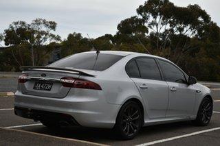 2016 Ford Falcon FG X XR6 Silver 6 Speed Sports Automatic Sedan.